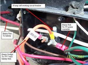 1987 Sunline Saturn 16 U0026 39  Travel Trailer Pigtail Wiring