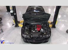 VF Supercharger install in 5 min YouTube