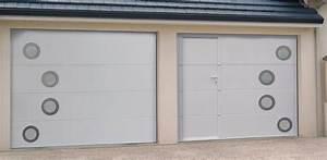 sectionnelle la citadelle toulousaine With porte de garage sectionnelle avec point fort fichet