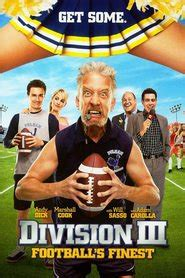 Division III: Football's Finest (2011) Watch Movie Online ...