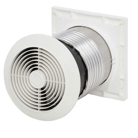 cfm white diy exhaust fan kitchen laundry room bathroom
