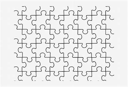 Rompecabezas Plantilla Puzzle Para Imprimir Transparent Jigsaw