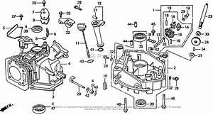 Honda Hr216 Sxa Lawn Mower  Jpn  Vin  Macr
