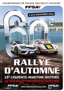 Rallye Automobile 2016 : rallye automne la rochelle 2016 ~ Medecine-chirurgie-esthetiques.com Avis de Voitures