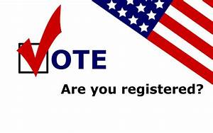Last day to register to vote | Richmond Confidential