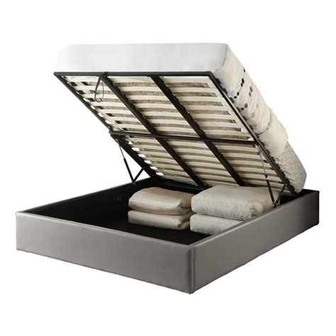 achat chambre complete adulte majesty lit coffre adulte 140x190 sommier gris achat