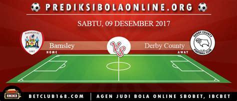 Prediksi Barnsley Vs Derby County 9 Desember 2017   Posts ...