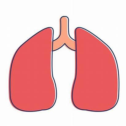 Clipart Asthma Lungs Kid Children Plan Action