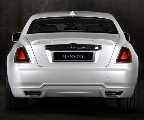 Rolls Royce Ghost Photo by Mansory Rolls Royce Ghost Photo 8 8691