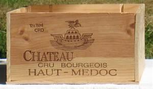 Caisse De Vin En Bois : caisses de vin vides 12 bouteilles vendues par pack de 2 ~ Farleysfitness.com Idées de Décoration