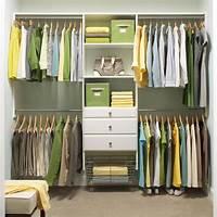home depot closet organizer Closet Organization Made Simple by Martha Stewart Living at The Home Depot Closet System ...