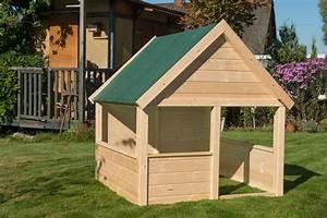 Holz Garagentor Streichen : bauanleitung holz spielhaus ~ Buech-reservation.com Haus und Dekorationen