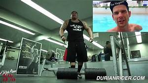 Rich Piana Died From Snorting Mutant Pre Workout