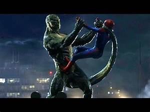 Spider-Man vs The Lizard Final Fight Scene - The Amazing ...