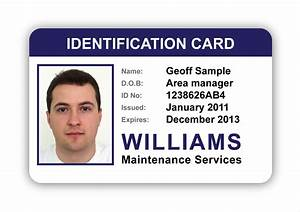 image gallery identity card sample With photographer id card template