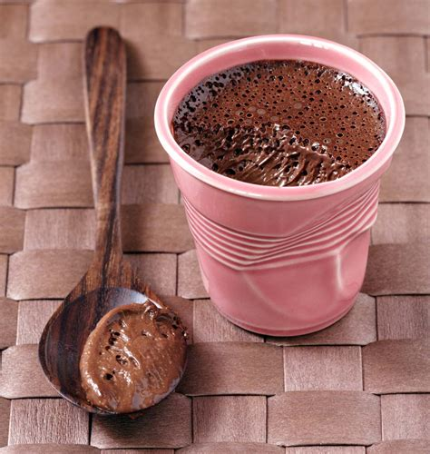 petit pot de creme au chocolat recette petits pots de cr 232 me au chocolat noir les meilleures recettes de cuisine d 212 d 233 lices