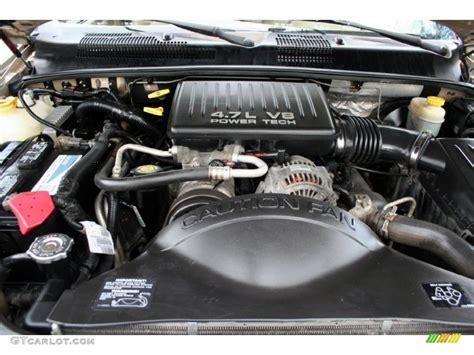 2000 Jeep Grand Engine by 2000 Jeep Grand Laredo 4x4 4 7 Liter Sohc 16