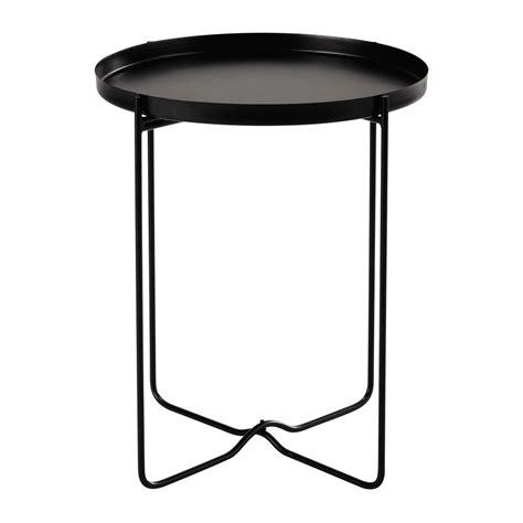 table bout de canapé en verre design bout de canape noir 28 images bout de canap 233