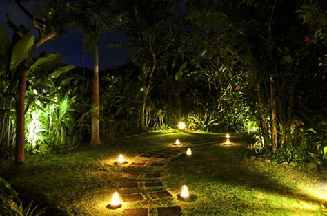 Outdoor Garden Lighting Ideas