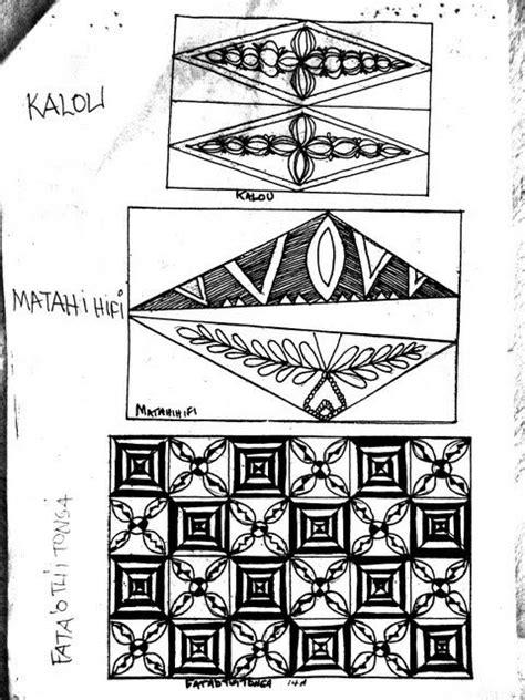 Book Arts in Tonga part 2: Learning Tongan Design and Making Books | Marquesan tattoos