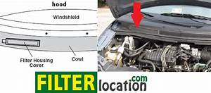 2002 Ford Windstar Fuel Filter Location
