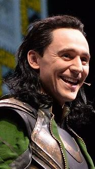 Loki is happy, thanks to his army. :) (I feel so ...