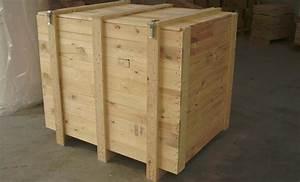 Caisse En Bois : caisses en bois pour le transport industriel et maritime ~ Nature-et-papiers.com Idées de Décoration