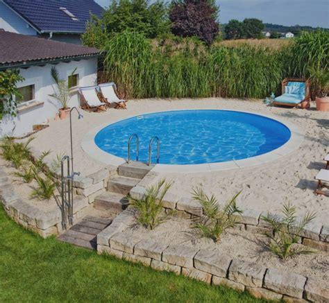 Pool Ideen Garten by Garten Gestalten Mit Pool Haus Design Ideen