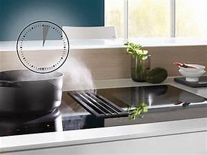 Plaque Induction Avec Hotte Intégrée Miele : twinbooster inductiekookplaat met ge ntegreerde afzuiging ~ Voncanada.com Idées de Décoration