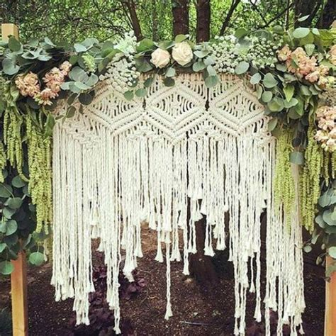 30 Unique and Breathtaking Wedding Backdrop Ideas Page 2
