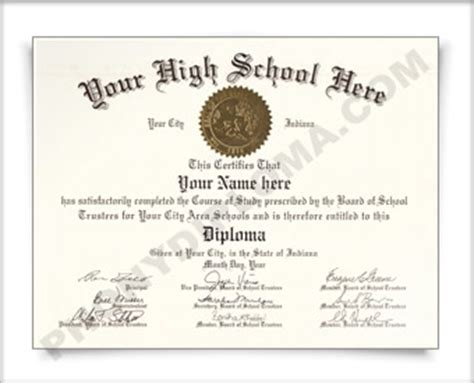 high school diploma midwest design phonydiploma