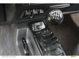 1999 Jeep Wrangler Sport 4x4 5 Speed Manual Transmission