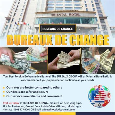 bureau de change nigeria bureaux de change hotel foreign exchange made easy connect nigeria