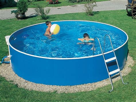 11 Above Ground Swimming Pools Designs