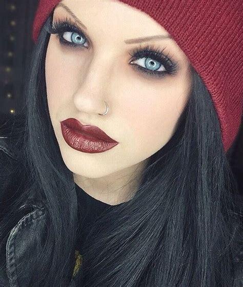 teamzombae  makeup  grunge makeup makeup
