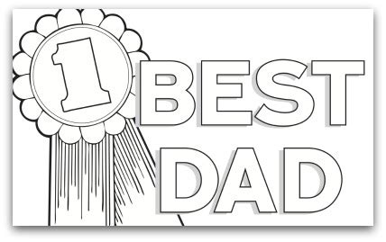 fathers day coloring pages  crazy mom