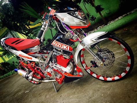 Suzuki Raider 150 Modified