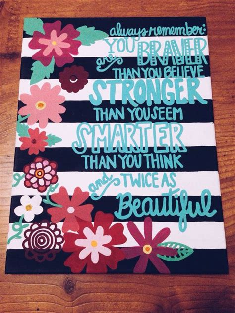 Canvas Painting Ideas Sister Quotes