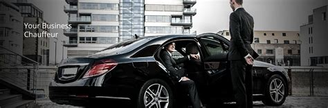 Chauffeur Service by Claremont Executive Chauffeurs