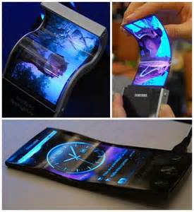 Samsung Youm Flexible OLED Phone