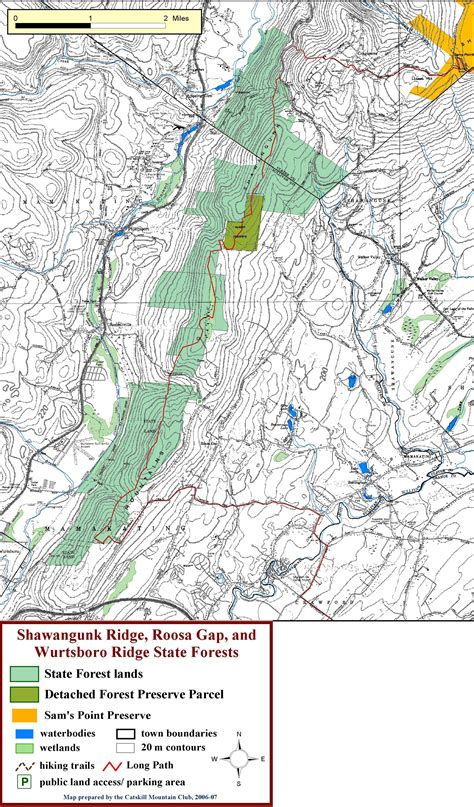 Green Ridge State Forest Maps. Green Ridge State Park Maps ...