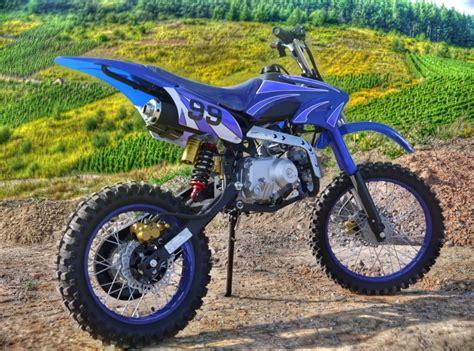 motorrad mit automatik 125ccm automatik dirtbike cross bike 17 14 reifen inkl e