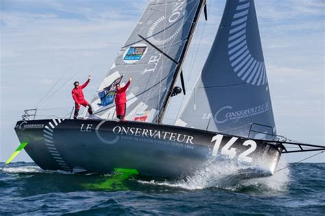 class40 title still in play at transat jacques vabre gt gt scuttlebutt sailing news