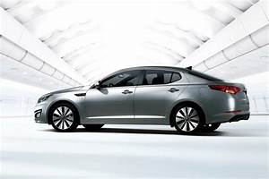 World Concept Cars  2011 Kia Optima To Be Offered With 2 0