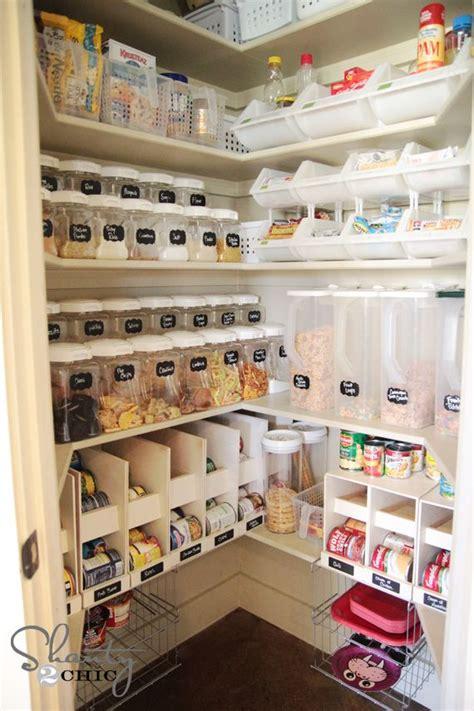 kitchen food storage ideas kitchen organization stackable canned food organizers