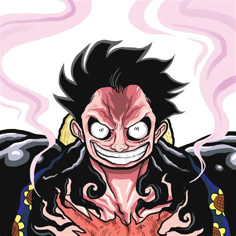 Tons of awesome luffy gear 2 wallpapers to download for free. The gallery for --> One Piece Luffy Gear 4