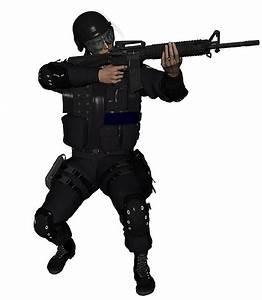 3D SWAT test 1 by Dangerman-1973 on DeviantArt