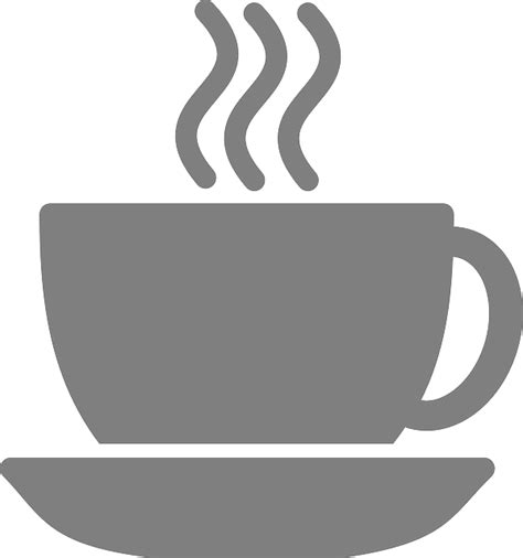 Coffee bean computer icons encapsulated postscript, coffee, food, text png. Cup Coffee Steaming · Free vector graphic on Pixabay