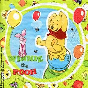 Winnie Pooh Servietten : serviette winnie pooh im honigtopf ~ Sanjose-hotels-ca.com Haus und Dekorationen