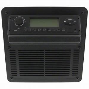 33100 - Am Fm Stereo Radio For John Deere
